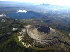 El Salvador - Izalco Volcano