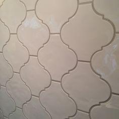 Chose this white gloss lantern tile. From CIOT Lantern Tile, Open Concept, Lanterns, Shapes, Mirror, Bathroom, Create, Kitchen, Home Decor