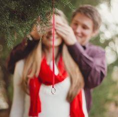 Christmas proposal. This would be kinda perfect