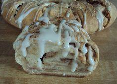 Flour Me With Love: Apple Cinnamon Tea Ring