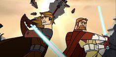 Star Wars Clone Wars, Lego Star Wars, Star Trek, Look At The Stars, Love Stars, Michael Myers, Obi Wan, Sith, Cartoon Network
