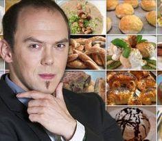 Pribiňák či bábovka: 10 NEJLEPŠÍCH RECEPTŮ od vás, které Hruška dovedl k DOKONALOSTI Slovak Recipes, Recipies, Food And Drink, Meals, Drinks, Cooking, Ethnic Recipes, Desserts, Basket