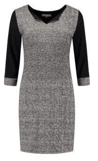 jurk-zwart-grijs_front