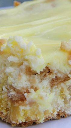 Lemon Oreo Cheesecake Bars