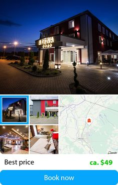 Hotel Atena (Mielec, Poland) – Book this hotel at the cheapest price on sefibo.