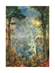 Fantasy, Framed Art and Prints at Art.co.uk