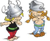 Astérix - Gallery - Wallpapers - Series «Peoples of the world»