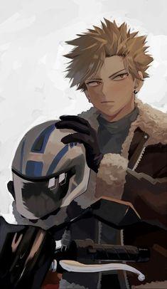 Boku No Hero Academia, My Hero Academia Manga, My Hero Academia Episodes, My Hero Academia Memes, Hero Academia Characters, Hot Anime Boy, Cute Anime Guys, Comic Anime, Bakugou Manga