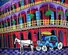 New Orleans Carriage Heather Galler