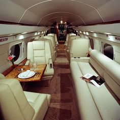 Private Jet - Family Vacation Vehicle. Once you 've flown private, commercial is a punishment.
