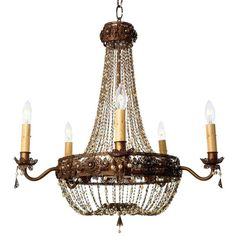 Canopy Designs Filigree Chandelier ($4,312) ❤ liked on Polyvore featuring home, lighting, ceiling lights, lights, chain lamp, pearl lights, floral lamp, chain chandelier and canopy designs lighting