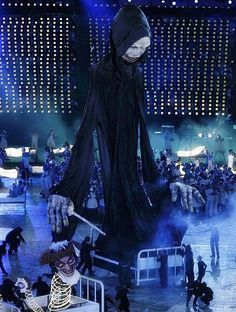The WTF Olympic Games Opening Ceremony ...one huge Occult ritual that had…