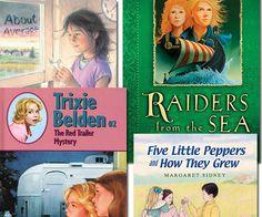 Elementary School Girls' Summer Reading Package 2013 EG13