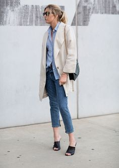 CamilleOverTheRainbow Mules & Denim