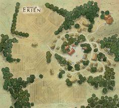 The Village of Erien by stephengarrett1019