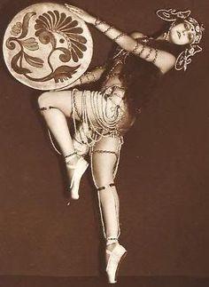 Anita Berber, 1920.