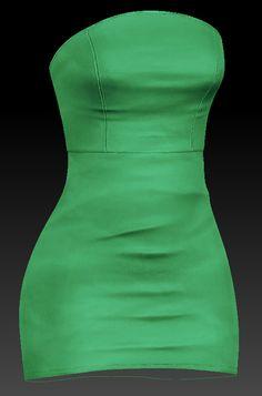 cotton version 3d, Cotton, Dresses, Design, Fashion, Vestidos, Moda, Fashion Styles