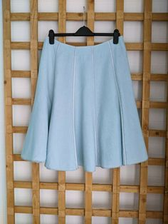 Skirts For Sale, Women Brands, Size 14, Im Not Perfect, Light Blue, Color, Style, Fashion, Moda