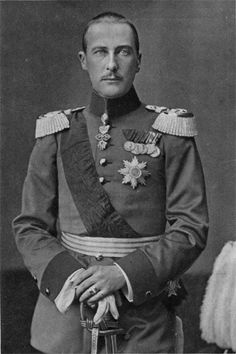 ■ Albrecht Duke of Wurttemberg --- Commander of the German 4th Army in WWI.