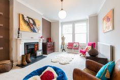 3 Beds House To Let in Cathles Road, Clapham South, SW12