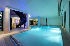New Forest Retreats: @CareysManor Hotel and Spa ~ http://huff.to/1qBGVmN via @HuffPoLifestyle @MissSpaSpy #wellness #Spa in the UK!