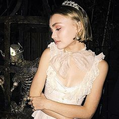 Go Inside Lily-Rose Depp's Morbid Sweet 16 party | 6 photos | NYLON