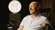 Mycroft Holmes, Mark Gatiss, Button Down Shirt, Men Casual, Mens Tops, Sherlock, Awesome, Gifs, People
