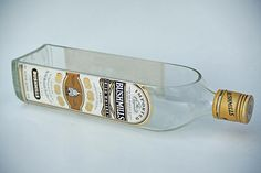 Bushmills Whiskey Bottle Planter also use as a Snack Bowl. Click on picture to find yours! @lookingsharpcactus