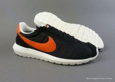 new arrival 46baa 0cdf9 Nike men s Roshe LD-1000 casual shoes sneakers Black Team Orange Sail Black   Nike