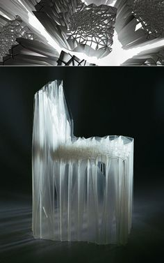 Solid C1 (2004), Patrick Jouin. Produced by Materialise MGX 400x540x770 (WxDxH)