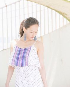 🎐👗💋 yes?✔︎ #ootd #fashion #photograph #art #summer #photoshoot #me #夏ファッション