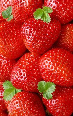 Zomer = aardbeien !