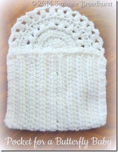 Crochet for a Cause on Pinterest Butterfly Baby, Crochet and Diaper ...