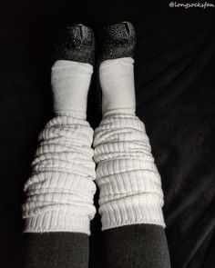 Thigh High Socks, Thigh Highs, Slouch Socks, Blue Heels, Leg Warmers, Tights, Worship, Shoes, Black