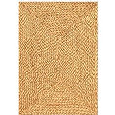 Shop for Hand-woven Braided Jute Rug (8' x 10' 6). Get free shipping at Overstock.com - Your Online bedroom.............Home Decor Outlet Store! Get 5% in rewards with Club O! - 11405799