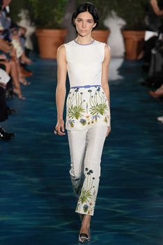 Tory Burch Spring 2014 Ready-to-Wear Collection