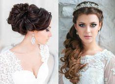 Hochzeit Lange Haare Nach Unten Überprüfen Sie mehr unter http://frisurende.net/hochzeit-lange-haare-nach-unten/31493/