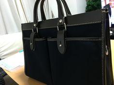 STEFANOMANOのビジネスバッグ