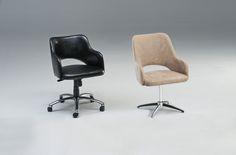 Cadeiras Cordoba e Sevilha, para quem busca conforto e deseja incrementar a decoração do seu ambiente de trabalho!