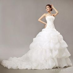 Gorgeous Mermaid Chepal Wedding Dress Wedding Dresses