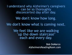 How Alzheimer's Patients Experience Cognitive Decline | Alzheimer's Reading Room