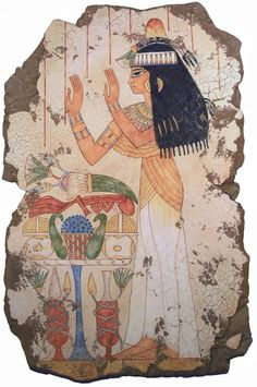 Ancient Artifice - Ancient art replicas the art of ancient Egypt. Unique and handmade art gifts. Ancient Egyptian Paintings, Ancient Egyptian Jewelry, Ancient Egypt Art, Egyptian Art, Ancient History, Art History, European History, Ancient Aliens, Ancient Artifacts