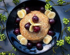 Ma sélection de recette de pancakes #1 Version Healthy aux flocons d'avoines/ graines de chia (vegan- option sans gluten) – The Caci Corner
