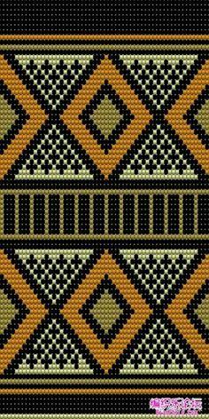 17 Ideas Crochet Purse Pattern Ganchillo For 2019 Tapestry Crochet Patterns, Crochet Purse Patterns, Bead Loom Patterns, Crochet Purses, Beading Patterns, Cross Stitch Patterns, Crochet Ideas, Tunisian Crochet, Filet Crochet