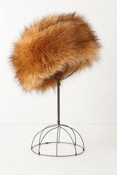 omg, i love faux fur.. Weald Faux-Fur Hat