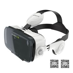 fdc9c3cdb23c Xiaozhai BOBOVR Z4 Virtual Reality Headset 3D Glasses Box with Adjustable  Focal Distance and Headphone for