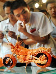 Food-Art-Bike
