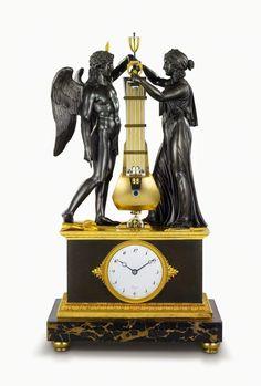 Abraham-Louis Breguet, 'Decorative, precision clock', 1806