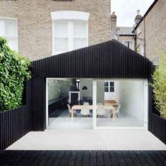 Don't Move, Improve award winner London based studio Gundry & Ducker showcase their project Dove House.