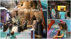 The Discovery Science Place, Tyler, Texas